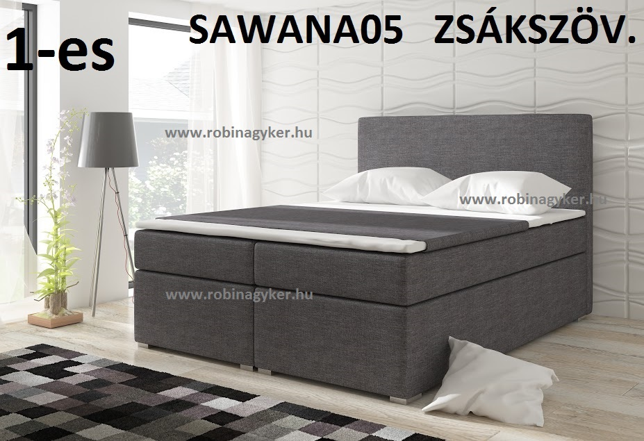 DIVALO BOXSPRING 160-as Franciaágy