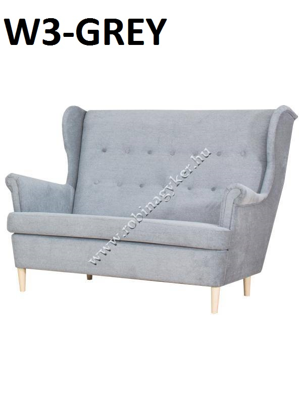 Kettes vintage kanapé